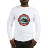 Taj mahal hotel Long Sleeve T-shirts