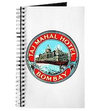 Taj Mahal Hotel Bombay Journal