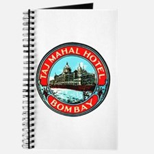 Taj Mahal Hotel Bombay Journal