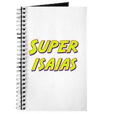 Super isaias Journal