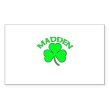 Madden Rectangle Decal