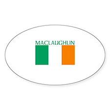 Maclaughlin Oval Decal