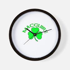 Macguire Wall Clock