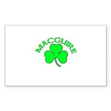 Macguire Rectangle Decal