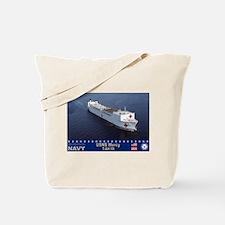 USNS Mercy T-AH-19 Tote Bag