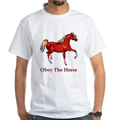 Obey The Horse Shirt