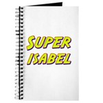 Super isabel Journal