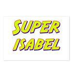 Super isabel Postcards (Package of 8)