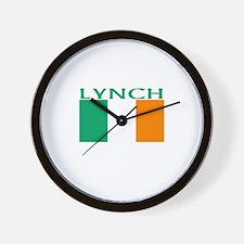 Lynch Wall Clock