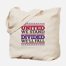 United Divided Tote Bag