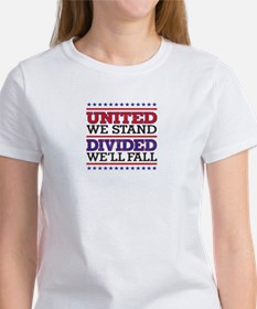 United Divided Women's T-Shirt