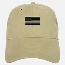 subdued flag hat