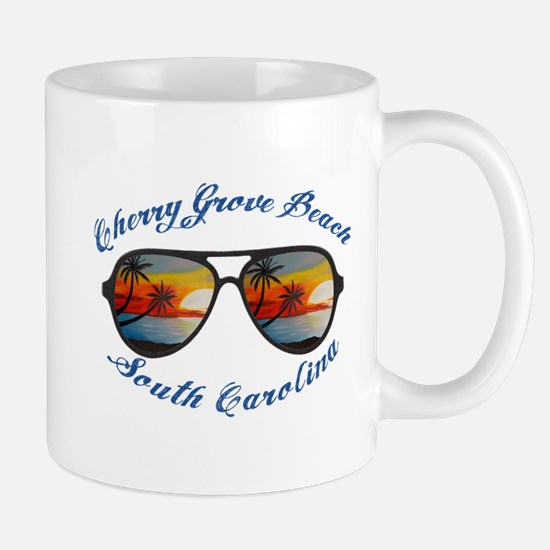 South Carolina - Cherry Grove Beach Mugs