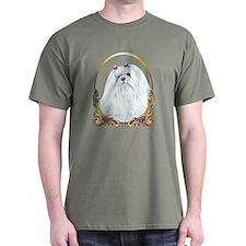 Maltese Christmas T-Shirt