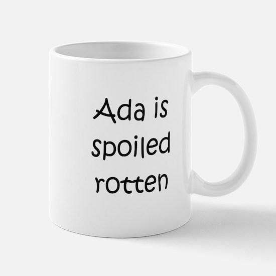 Unique Ada Mug