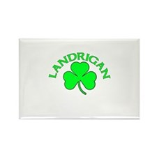 Landrigan Rectangle Magnet