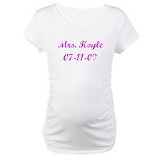 Mrs. Hoyle 07-11-09 Shirt