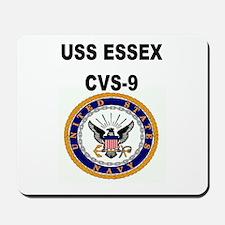 USS ESSEX Mousepad