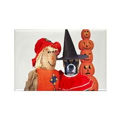 Halloween Boxer Rectangle Magnet (100 pack)