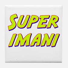 Super imani Tile Coaster