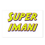 Super imani Postcards (Package of 8)
