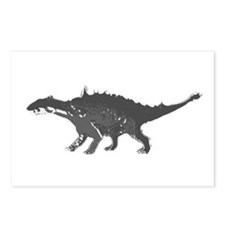Ankylosaur Postcards (Package of 8)