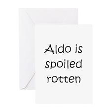 Funny Aldo Greeting Card