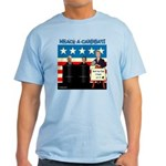 Whack A Candidate Light T-Shirt