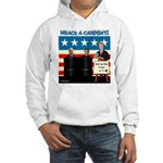 Whack A Candidate Hooded Sweatshirt