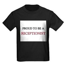 Proud to be a Receptionist T