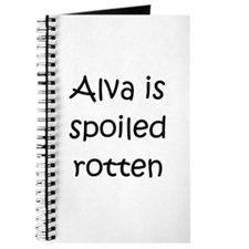 Funny Alva's Journal