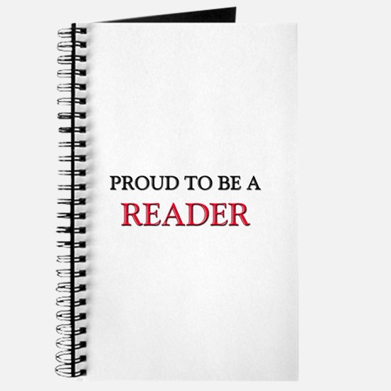 Proud to be a Reader Journal