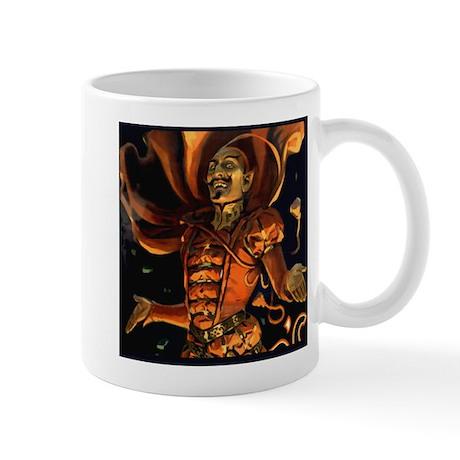 Halloween Magic Devil Magician Coffee Mug