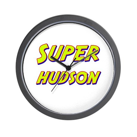 Super hudson Wall Clock