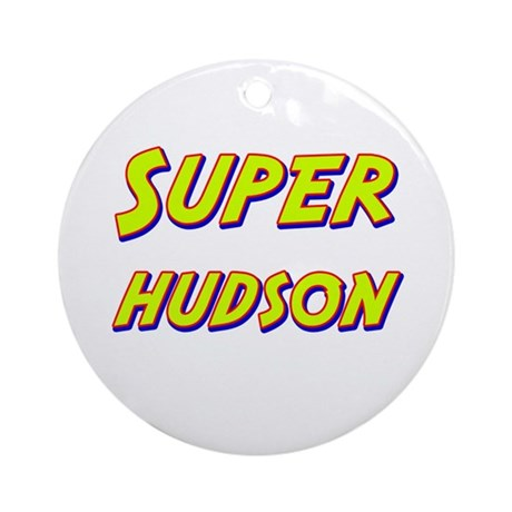 Super hudson Ornament (Round)