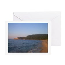 Miner's Beach Greeting Cards (Pk of 10)