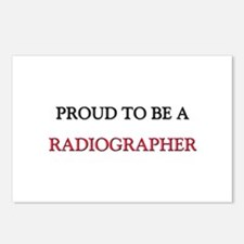 Proud to be a Radiographer Postcards (Package of 8