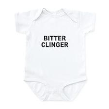 Cute Bitter clingers Infant Bodysuit