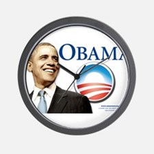 Funny Obama Wall Clock