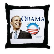 Cool Pro mccain Throw Pillow