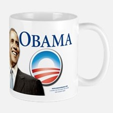 Cute Pro obama Mug