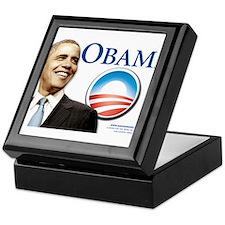 Cool Presidente Keepsake Box