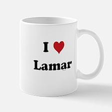 I love Lamar Mug