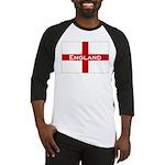 George Cross England Baseball Jersey