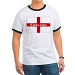 George Cross England Ringer T