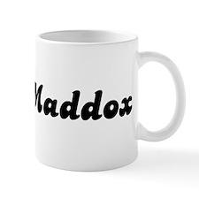 Mrs. Maddox Mug
