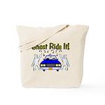 Ghost Ride It Tote Bag