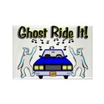 Ghost Ride It Rectangle Magnet