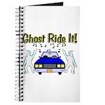 Ghost Ride It Journal