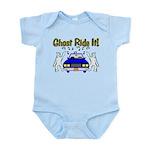 Ghost Ride It Infant Bodysuit